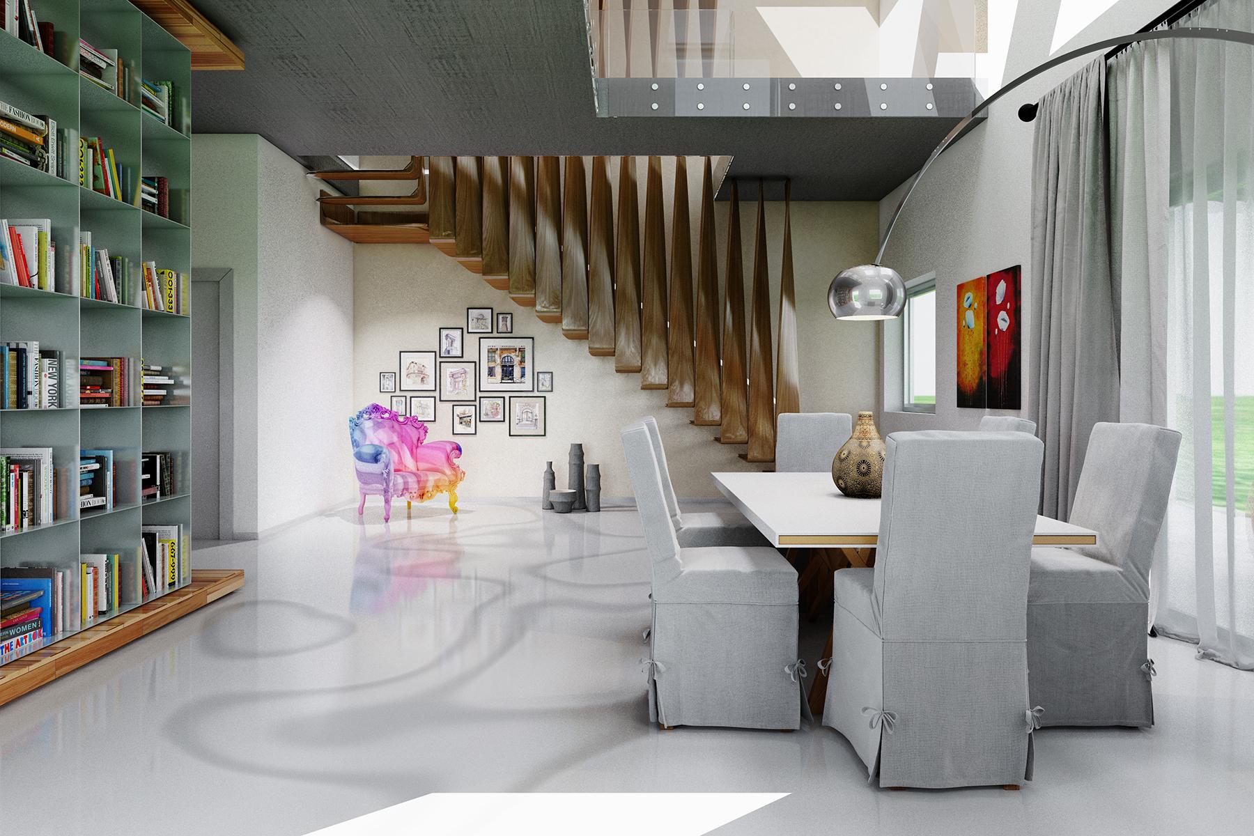 Corso breve interior design accademia cappiello for Corso interior design treviso
