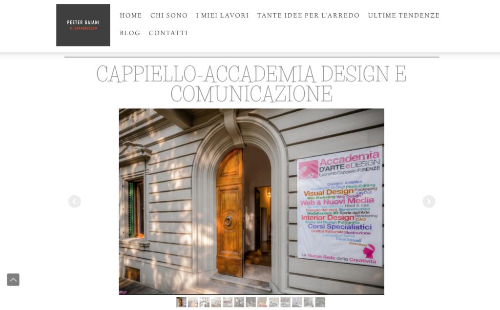 Interior design archivi accademia cappiello - Corsi interior design torino ...